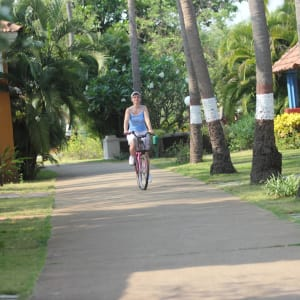 Mercure Goa Devaaya Retreat: Cycling