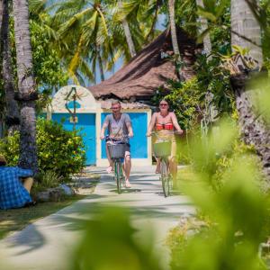 Sivalai Beach Resort in Ko Mook: Cycling