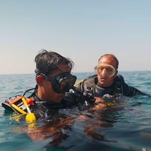 Awei Pila Resort in Mergui Archipel: Diving