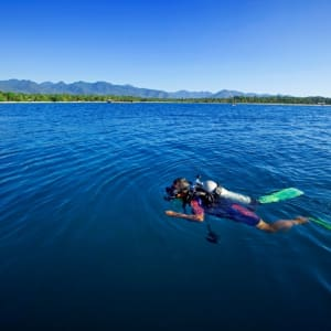 The Oberoi Beach Resort, Lombok: Diving in Gili