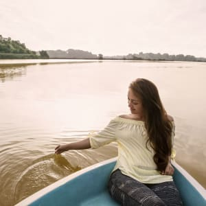 Mercure Goa Devaaya Retreat: Excursion on the River