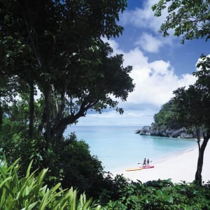 Shangri-La's Boracay Resort & Spa: Kayak