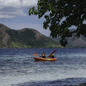 Club Paradise Palawan:  kayaking