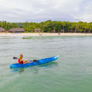 South Palms Resort Panglao à Bohol: Kayaking