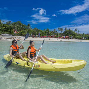 New Star Resort à Ko Samui: Kayaking