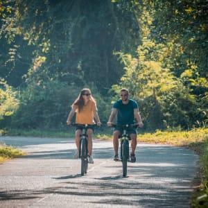 Six Senses Yao Noi in Ko Yao:  Local Island Bike Trail