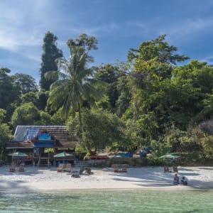 Awei Pila Resort in Mergui Archipel: Moken