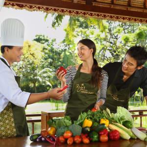 Nusa Dua Beach Hotel & Spa à Sud de Bali: Raja's Cooking Class