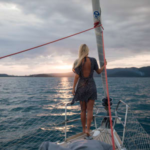 Song Saa Private Island in Sihanoukville & Inseln: Sailing experience