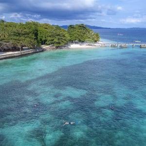 Gangga Island Resort & Spa in Manado: Snorkeling