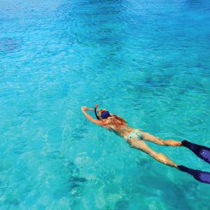 Wa Ale in Mergui Archipel: Snorkelling
