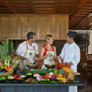 Anantara Chiang Mai Resort: Spice Spoons Cooking Class