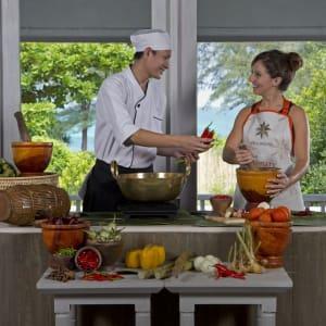 Anantara Mai Khao Phuket Villas: Spice Spoons Cooking Class