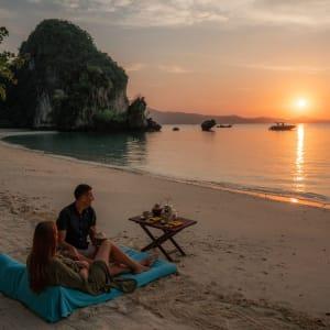 Six Senses Yao Noi in Ko Yao:  Sunrise Breakfast Cruise