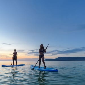 The Royal Sands Koh Rong in Sihanoukville & Inseln:  SUP