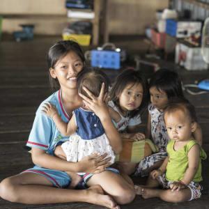 Six Senses Krabey Island à Sihanoukville & Îles: Ta Kiev Fishing Village