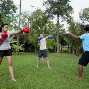Centara Koh Chang Tropicana in Ko Chang: Thai Boxing