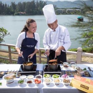 Dusit Thani Laguna in Phuket: Thai Cooking Class