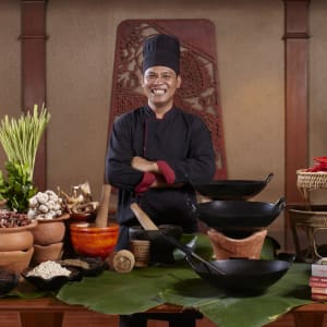 JW Marriott Khao Lak Resort & Spa: Thai cooking class