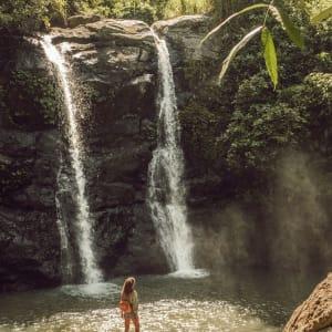 Puri Dajuma in Nordbali: Tours - Jeruk Manis Waterfall