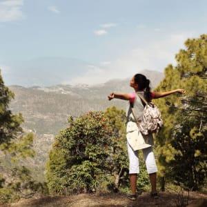 Ananda In The Himalayas in Rishikesh: Trek in foothills