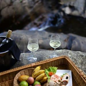 Living Heritage Koslanda à Ella/Haputale/Koslanda: Waterfall picnic at Living Heritage Koslanda
