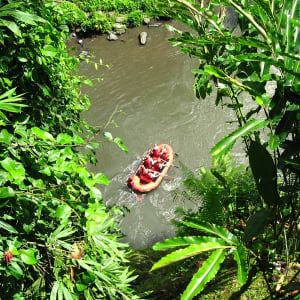 COMO Uma Ubud: White water raft