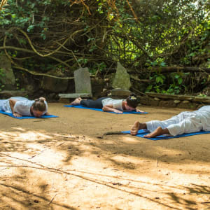 Lanka Princess in Beruwela: Yoga and Meditation