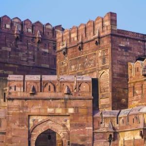 Indien für Geniesser ab Delhi: Agra Fort