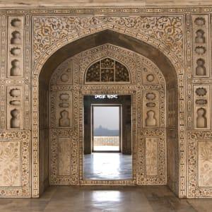 Goldenes Dreieck ab Delhi: Agra Fort