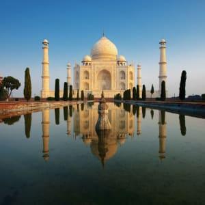 Höhepunkte Rajasthans ab Delhi: Agra Taj Mahal