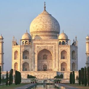 Taj Mahal & Tiger Safaris ab Delhi: Agra Taj Mahal