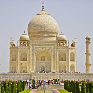 L'Inde pour les fins connaisseurs de Delhi: Agra Taj Mahal