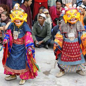 Vielfältiges Südkorea ab Seoul: Andong Ceremonial Mask Dance