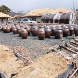 Découverte active de la Corée du Sud de Séoul: Andong Hahoe Folk village
