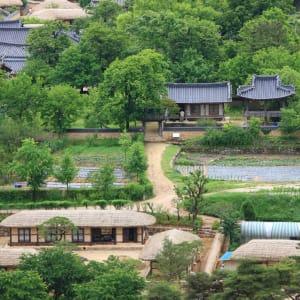 Découverte active de la Corée du Sud de Séoul: Andong Hahoe Village