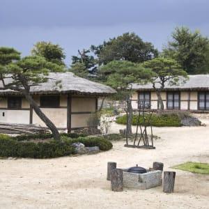 Gruppenreise «Südkorea - Land der Morgenstille» ab Seoul: Andong: Hahoe Village