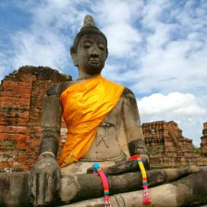 Nature & culture autour de Bangkok: Ayutthaya: