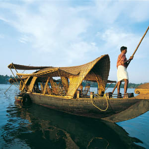 Les beautés naturelles du Kerala de Kochi: Backwaters: Excursion boat