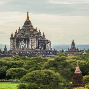 Le Myanmar authentique de Yangon: Bagan