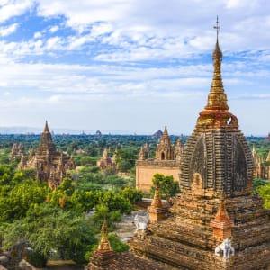 Découverte active du Myanmar de Yangon: Bagan