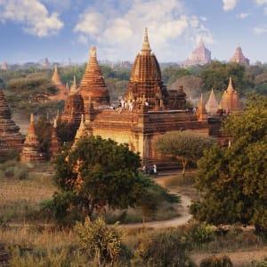Myanmar - Land der Tempel und Pagoden ab Mandalay: Bagan