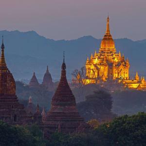 Le Myanmar authentique de Yangon: Bagan