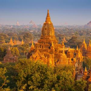 La fascination du Myanmar – un pays en mutation de Yangon: Bagan UNESCO World Heritage