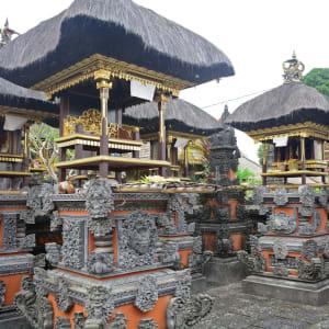 Bali compacte de Sud de Bali: Bali Aga village Penglipuran