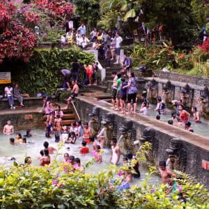 Bali compacte de Sud de Bali: Bali Banjar Hot Springs