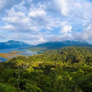 Höhepunkte Balis ab Südbali: Bali Buyan and Tamblingan Lake