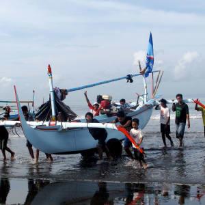 Bali occidentale méconnue de Sud de Bali: Bali Fishermen