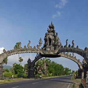 Imposanter Ijen Krater ab Südbali: Bali Gilimanuk port to Bali
