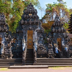 Höhepunkte Balis ab Südbali: Bali Goa Lawah Bat Cave Temple